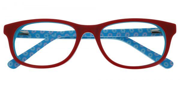 Bertie Rectangle eyeglasses