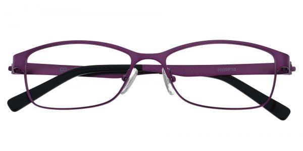 Glam Rectangle eyeglasses