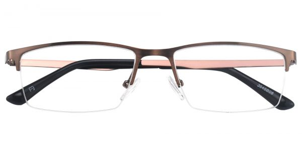 Lombard Rectangle eyeglasses