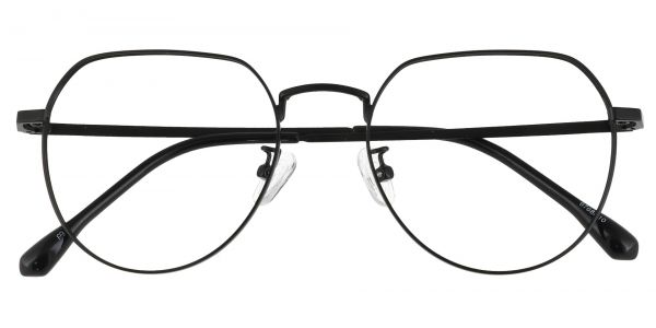 Dalton Geometric Prescription Glasses - Black