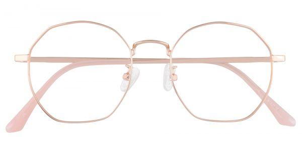 Karina Geometric eyeglasses