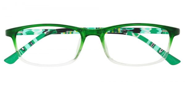 Trinity Rectangle eyeglasses