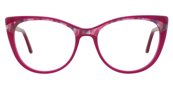 Cabernet Cat Eye eyeglasses