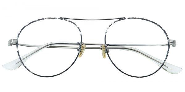 Finn Round eyeglasses