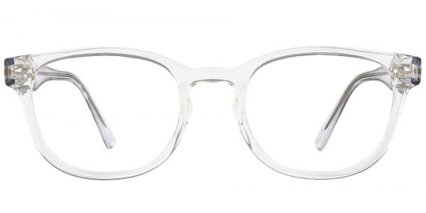 Swirl Rectangle eyeglasses