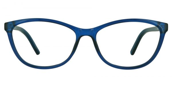 Sally Oval eyeglasses