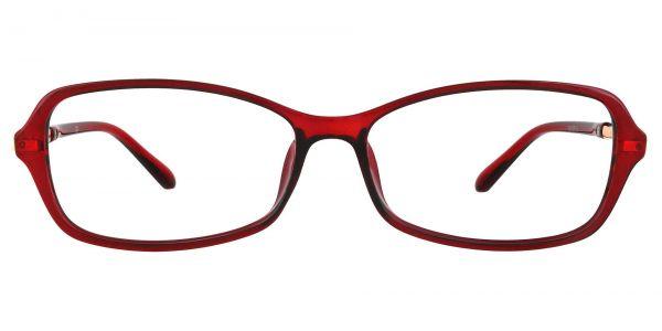 Clover Rectangle eyeglasses
