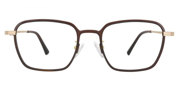 Gulliver Square Prescription Glasses - Red