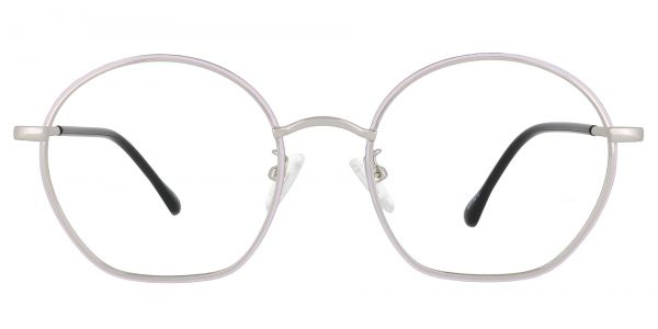 Rose Geometric eyeglasses