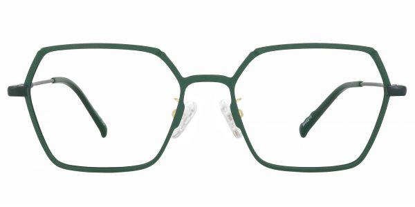 Daro Geometric eyeglasses