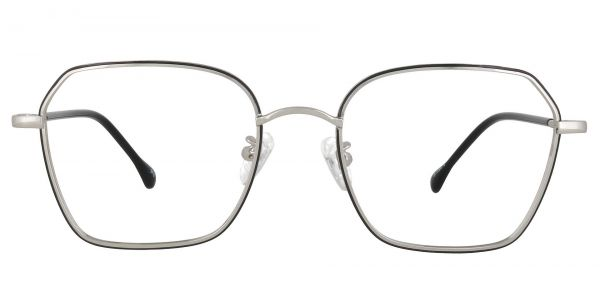 Charlotte Square Prescription Glasses - Black