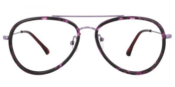 The King Aviator eyeglasses