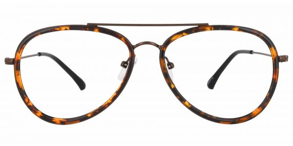 The King Aviator eyeglasses