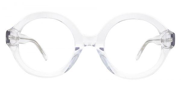 Clara Round eyeglasses