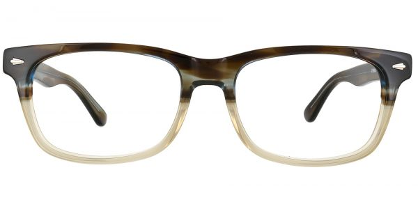 Hendrix Rectangle eyeglasses