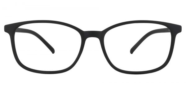 Onyx Square eyeglasses