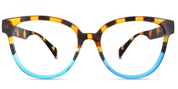 Newport Square eyeglasses