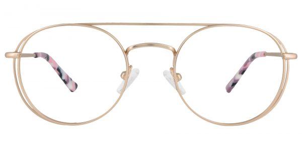 Willa Aviator eyeglasses