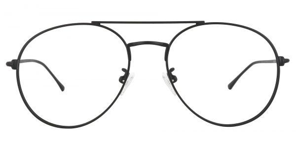 Canon Aviator Prescription Glasses - Black