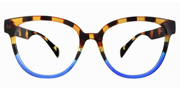 Newport Oval eyeglasses
