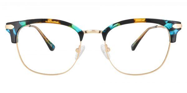 Webster Browline eyeglasses