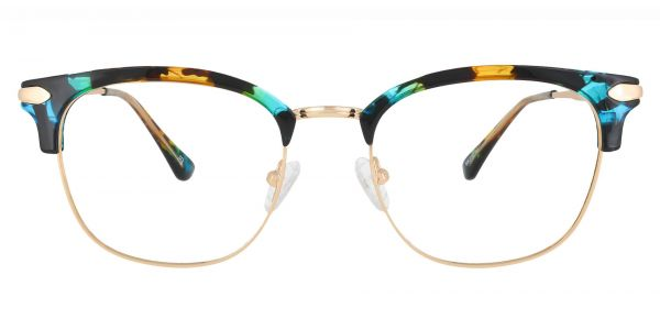 Webster Browline eyeglasses