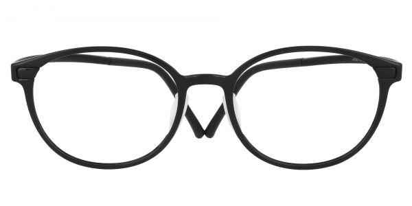 Anniston Round eyeglasses