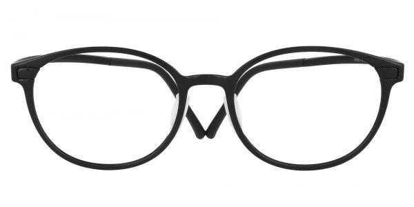 Anniston Round eyeglasses