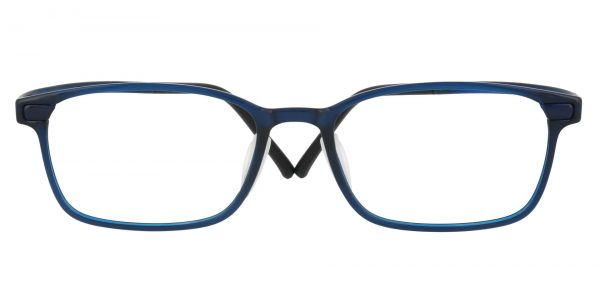 Weaver Rectangle eyeglasses
