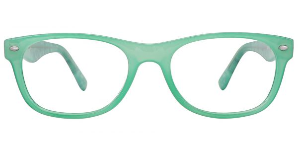 Hyde Rectangle eyeglasses