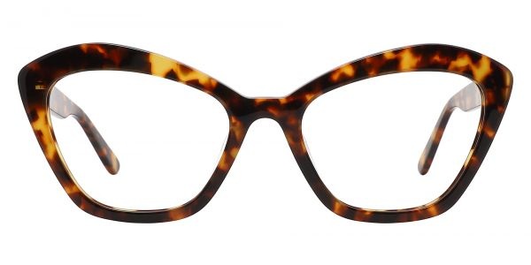 Geneva Cat Eye eyeglasses