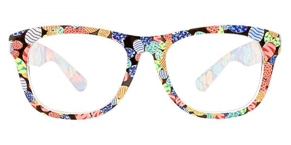 Hoppy Square eyeglasses
