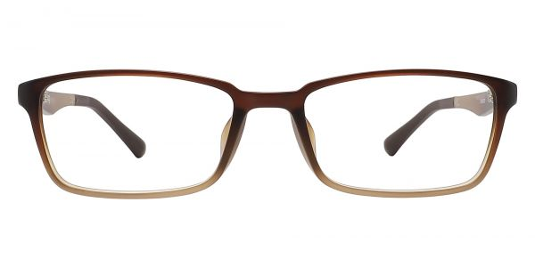 Brooks Rectangle eyeglasses