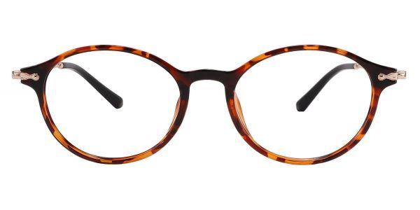 Mansfield Oval eyeglasses