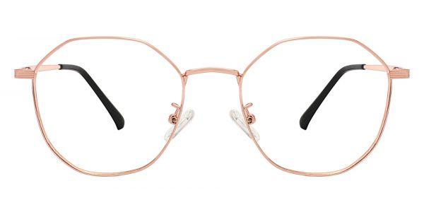 Cobb Geometric eyeglasses