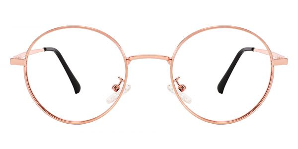Denmark Round eyeglasses