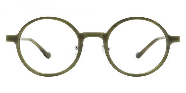 Conrad Round eyeglasses