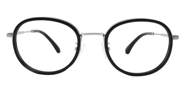 Banks Oval eyeglasses