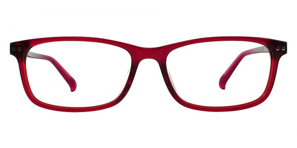 Horatio Rectangle Prescription Glasses - Brown