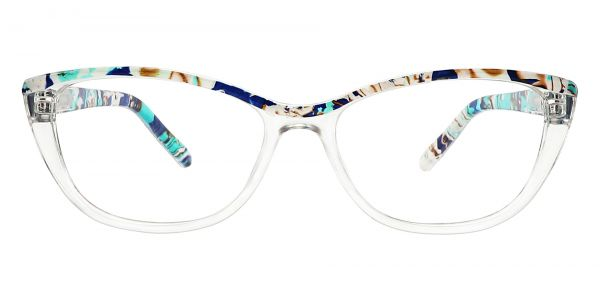 Florence Cat Eye eyeglasses