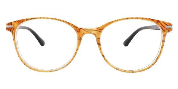 Benton Oval Prescription Glasses - Tortoise