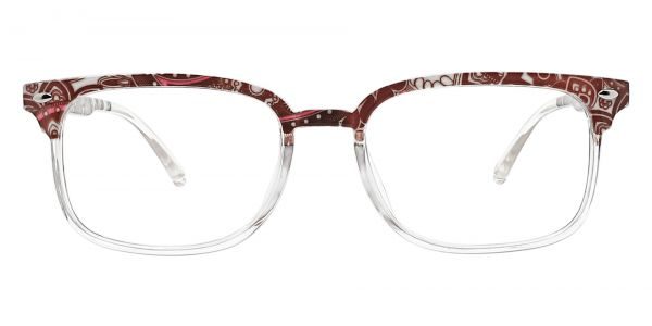 Nikola Rectangle eyeglasses