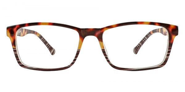 Booth Rectangle eyeglasses
