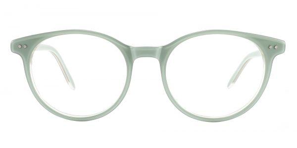 Sage Oval eyeglasses