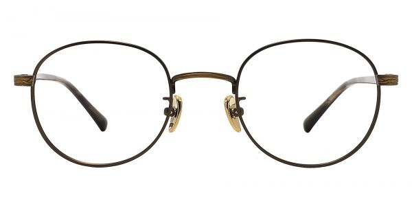 Atkinson Oval eyeglasses