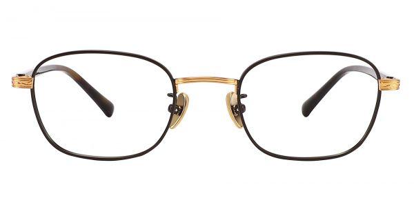 Polk Rectangle eyeglasses
