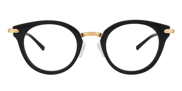 Seneca Round eyeglasses