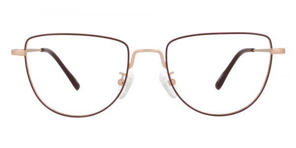 Vayda Geometric eyeglasses