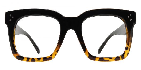 Vanessa Square eyeglasses