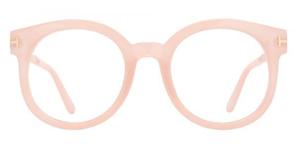 Fortuna Round eyeglasses